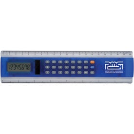 "Imprinted 8"" Ruler Calculator"