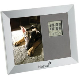 Salice Photo Frame Calendar Thermometer and Clock