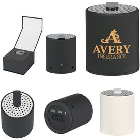 Personalized Salt 'N' Pepper Speaker
