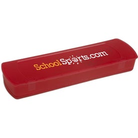 School Supply Case Branded with Your Logo