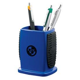 Scripto Pen Cup with Your Logo