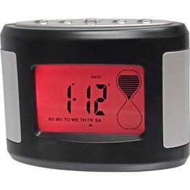 Custom Sensor Touch Light Up Desk Clock