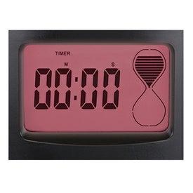 Advertising Sensor Touch Light Up Desk Clock