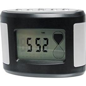 Sensor Touch Light Up Desk Clock