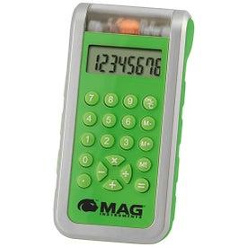 Shake Powered Calculator