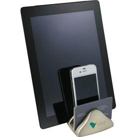 Monogrammed Shark Tablet And Smart Phone Holder