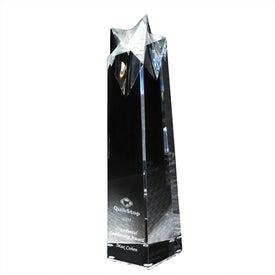 Shooting Star Award (Large)