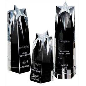Shooting Star Award (Medium)