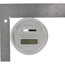 Imprinted Digital Coin Bank