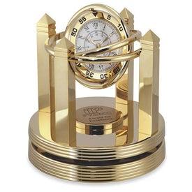 Branded Galileo Clock