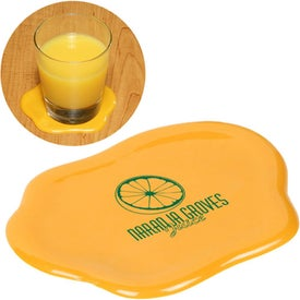 Sip N' Spill Coaster for Your Company