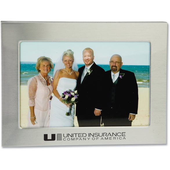 Sleek Border Photo Frame
