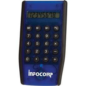 Slimline Calculator for Advertising