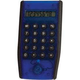Slimline Calculator for Customization