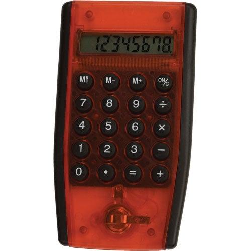 Slimline calculator custom desktop items ea for Custom home calculator