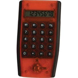 Promotional Slimline Calculator