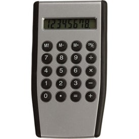 Slimline Calculator for Advertising