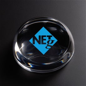 Slope Top Paperweight