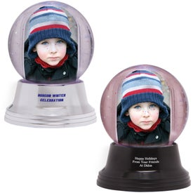 Small Light Up Snow Globes
