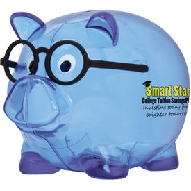 Smart Saver Piggy Bank for Your Organization