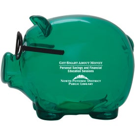 Smart Saver Piggy Bank for your School