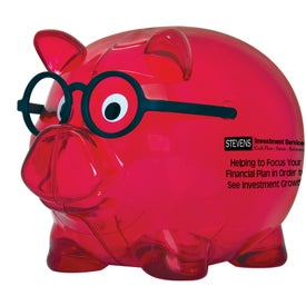 Smart Saver Piggy Bank Giveaways