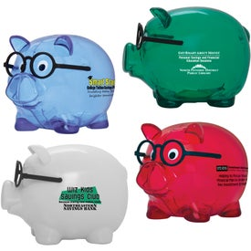 Smart Saver Piggy Bank for Marketing