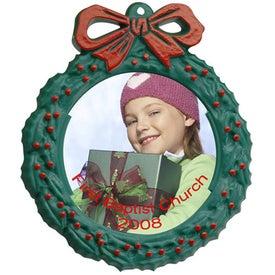 Custom Snap In Photo Wreaths