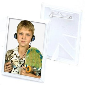Snap-In Button Frames (2 x 3)