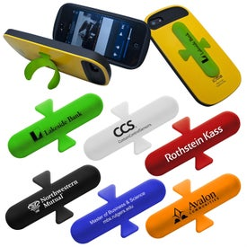 Printed Snap Up Phone Stand