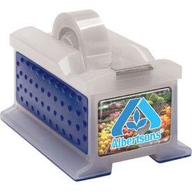 Soft Rubber Grips Tape Dispenser for Your Organization