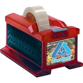 Soft Rubber Grips Tape Dispenser