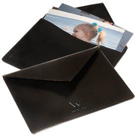Monogrammed Soho Magnetic Photo Envelope