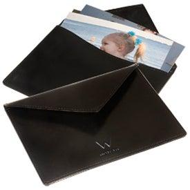 Monogrammed Soho Magnetic Photo Envelope
