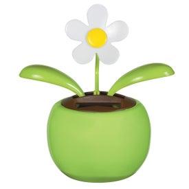 Advertising Solar Powered Dancing Flower