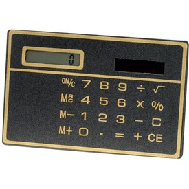 Pocket-sized Solar Calculator