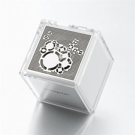 Logo Solo Original USB Speaker with Rhythmic LED Light