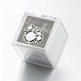 Logo Solo Original USB Speaker with Rhythmic LED Light