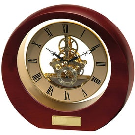 Solstice Clock for Marketing