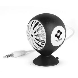 Advertising Sonic Titan Speaker and Phone Stand