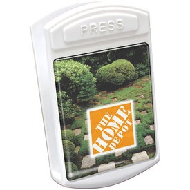 Jumbo Magnetic Memo Clip Printed with Your Logo