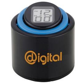 Stack Digital Clock