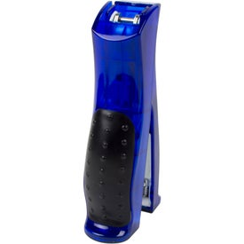 Stand-Up Grip Stapler Branded with Your Logo