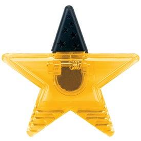 Star Clip Magnet Giveaways