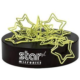 Star Clipsters Yellow with Black Base