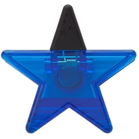 Star Memo Holder Magnet Giveaways