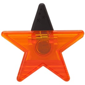 Star Memo Holder Magnet for Your Church