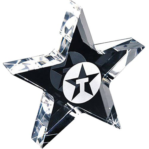 Star Paperweight II