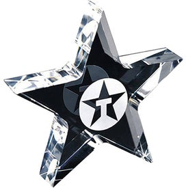 Star Paperweight II (Medium)