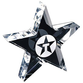 Star Paperweight III (Large)